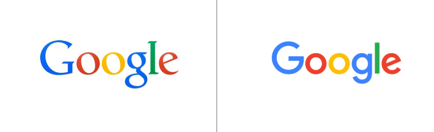 Google Rebranding logo